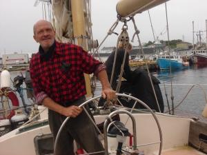 captain petur peturson, seaman extraordinaire