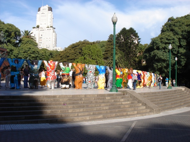 bears from all countries, U.N. art project