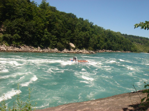 whirlpools in niagara river