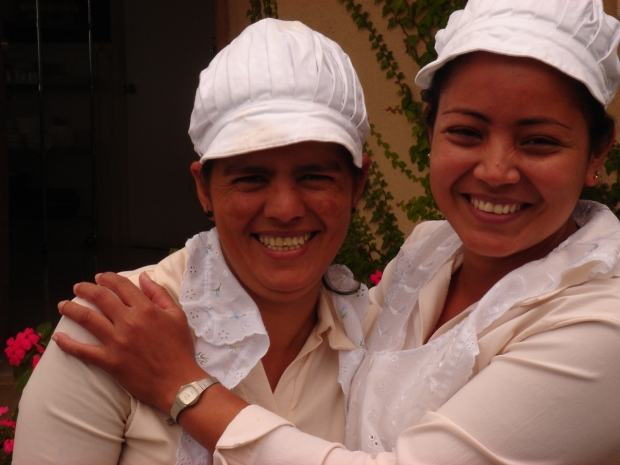 two friends, nicaraguanas