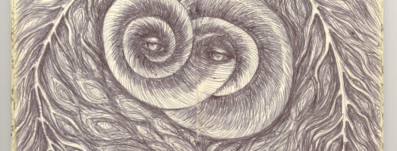 Stillness, the inner drama