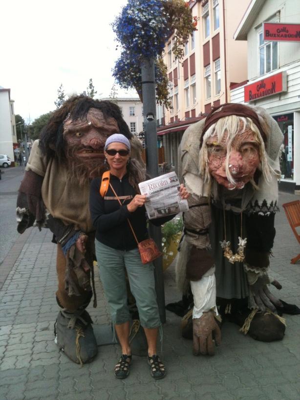 Lordflea with Trolls