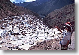 Salineras, the Inca salt mines of the Sacred Valley